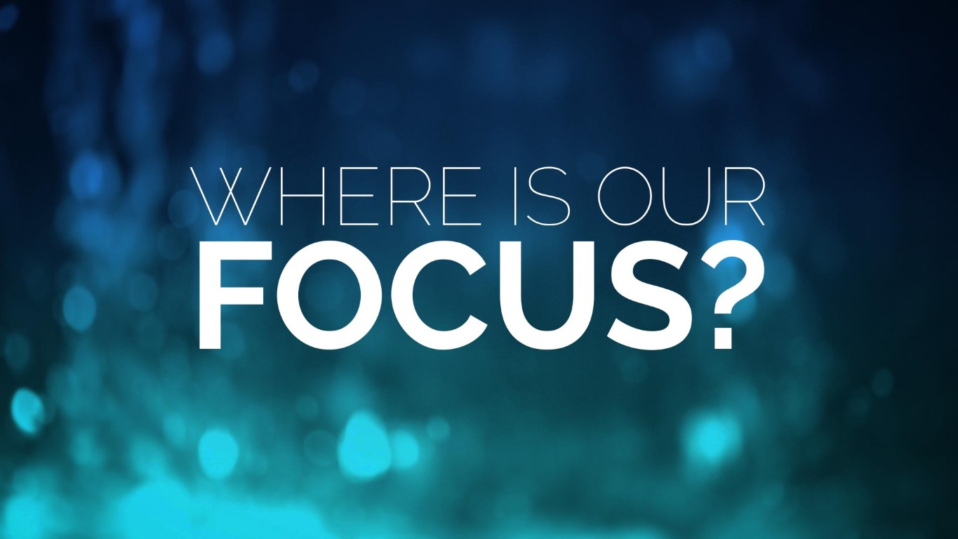 Where is Our Focus? Image