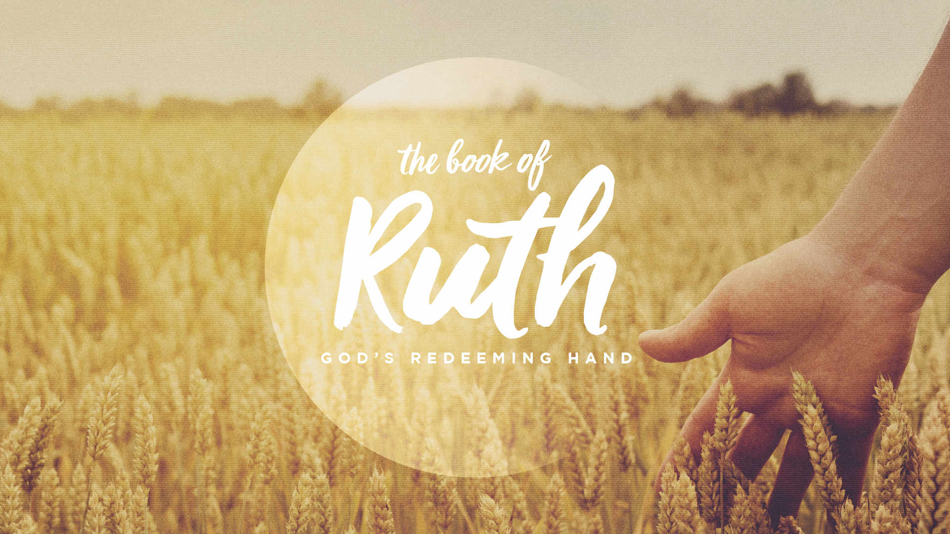 Ruth: Week 1 | Decisions That Determine Destiny Image